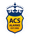 ACS Alarms and CCTV Logo