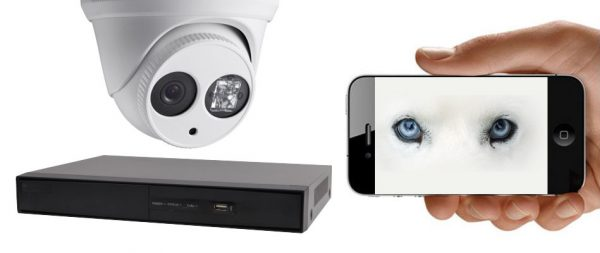 CCTV Cameras Video surveillance systems